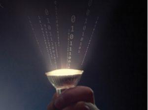 ثبت رکورد جدید انتقال داده با ارتباط LIFI