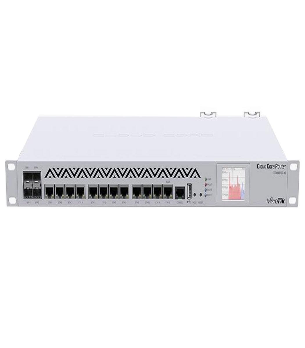روترMikroTik CCR1036 12G-4S-EM میکروتیک