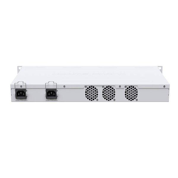 سوئیچ روترCRS326-24S+2Q+RM میکروتیک