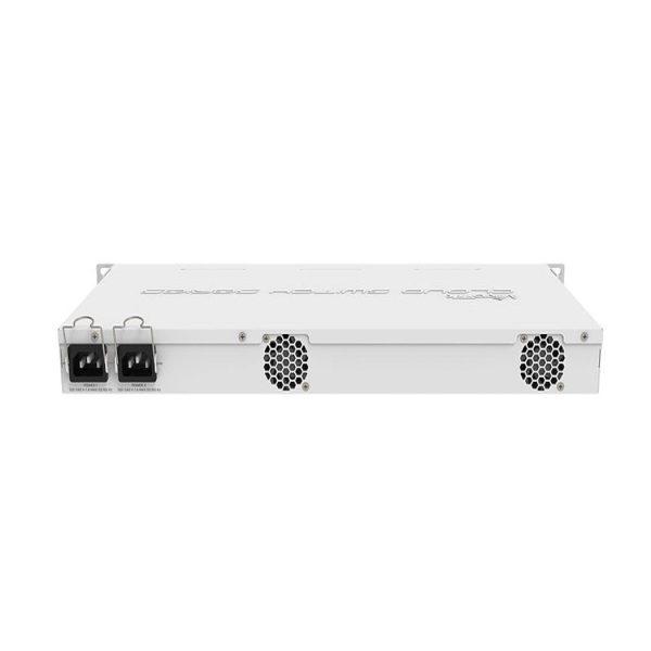 سوئیچ روتر CRS328-4C-20S-4S+RM میکروتیک